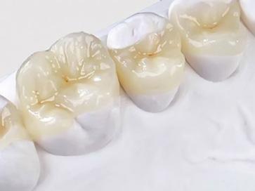Молочный зуб используется